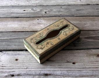 Florentine Italian Tissue Box