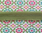 70 PERCENT OFF! 5 Yards Of Green 100% Cotton Piping Trim (Made In USA)