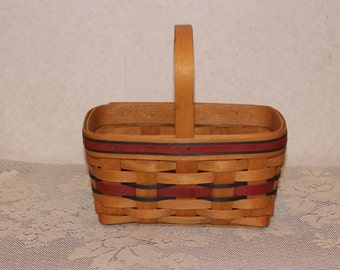 Longaberger All American Candle Basket
