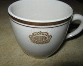 Vintage Hotel Dupont Demitasse Cup Lamberton Scammell 1931 - 1954