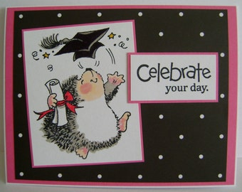 Celebrate Your Day Graduation note cards
