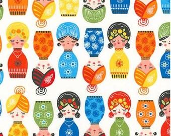 Cabana Senioritas from Robert Kaufman's Little Senioritas Collection by Suzy Ultman