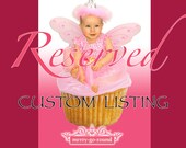 CUSTOM RESERVED Listing for tksowers . Vintage Retro Pink / Peach & Lace, Floral Flag Bunting x 2