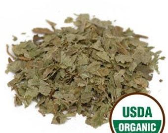 Bilberry Leaf, Organic