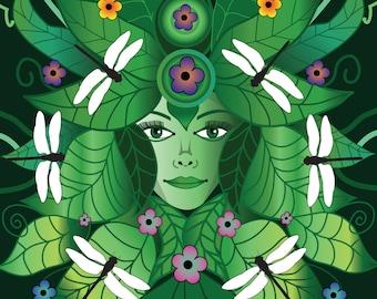 Renewal Fairy Print