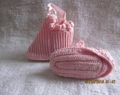 AntiqueAdorableBabyGirl's PinkShoes