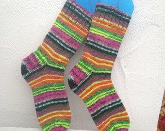 Neon Lights Socks