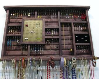 Black Cherry Jewelry holder