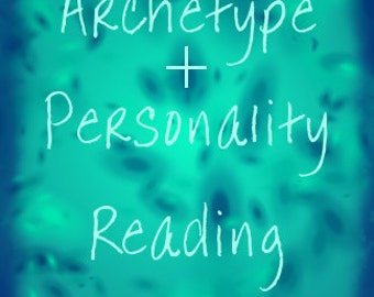 Archetype Personality Psychic Reading