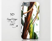 Floral iPhone Case Phone Case iPhone 6 Case Banana Leaves iPhone SE Case iPhone 6 Plus Case Santa Barbara Tropical Phone Cases ArtBJC, 139
