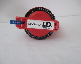Vintage Dymo Label Maker (I.D. 2001-01)