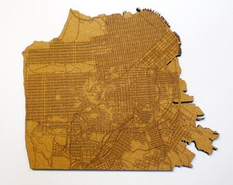 CorkMap! San Francisco
