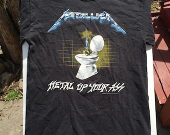 Metallica black medium t-shirt