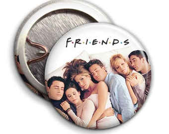 Friends TV Series - Button Badge / Pinback - 25mm 1 inch