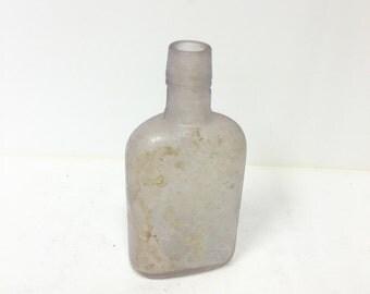 Old purple bottle, purple bottle, bottle, antique bottle