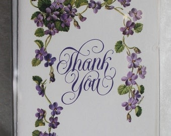4x5 Thank You Cards