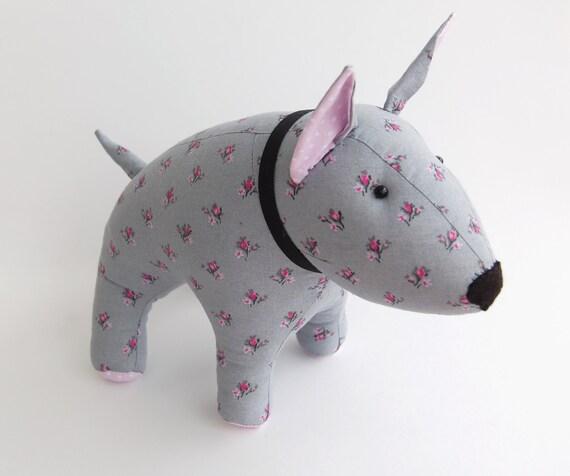 English Bull Terrier toy Bull Terrier Decor Bull Terrier