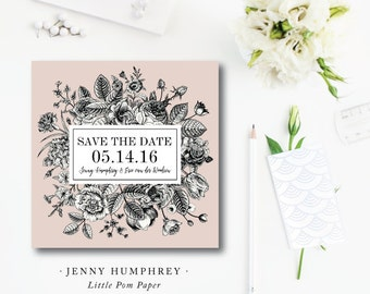 Jenny Humphrey Save the Dates
