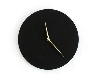 Large Modern Wall Clock, Home Decor, Wood Clock, Decor and Housewares, Home and Living