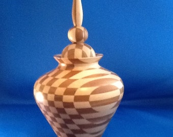 Segmented vessel