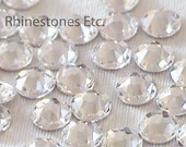 Crystal 20ss Swarovski Elements Rhinestones Flat back 36 pieces