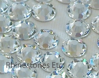 Crystal 34ss Swarovski Elements Rhinestones Flat Back 10 piece