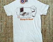 Men's Authentic Licensed Atari: Keep It Real Shirt