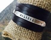 Sterling silver custom bracelet
