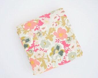 Bold Floral Quilt
