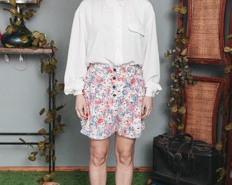 Vintage white oversize Shirt