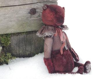 M U L L I G A N Artist Teddy Bear