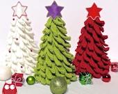 001 Christmas Tree. New Year pattern. Amigurumi Crochet Pattern. Christmas pattern. Home Decoration by Sharapova Etsy