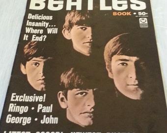 The Original Beatles Book Magazine 1964