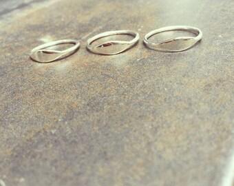 XAPA handmade sterling silver ring