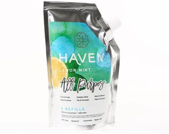 HAVEN All Purpose - Lemon Mint - 4 Refills