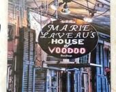 Marie Laveau Voodoo Queen Coaster