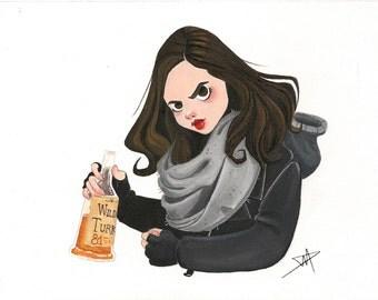 Jessica Jones Print