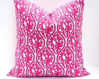 Decorative Pillow Cover 12x16 Pillow Covers Pink Pillows 12x18 Pillow covers 12x20 16x20  Lumbar pillow cover girls room bedding nursery