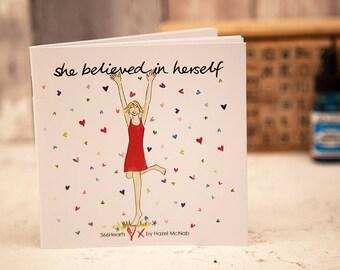Book - she believed in herself
