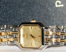 Ladies Pulsar by Seiko Two Tone Quartz  Watch
