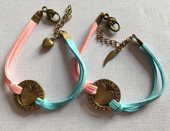 Pregnancy & Baby Loss Awareness Bracelet, SIDS Awareness Bracelet, Forever in my Heart, Forever Memorial