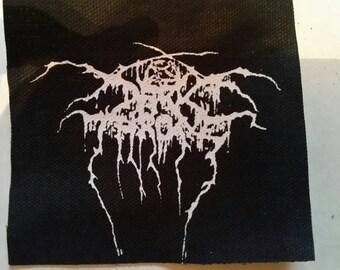 DARKTHRONE PATCH - Black Metal Patch