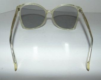 Vintage 1980s Corning Sunglasses 2067m Oversized Korea