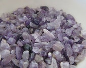 Small  Amethyst for Terrarium or Garden - Lot of Amethyst Nugget Chips