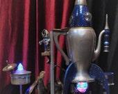 Hidden Planet - Steampunk Rocket Ship