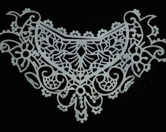 Sugar  Lace - 3 D, pliable, long lasting, any color