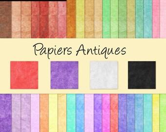 Papiers Antiques Digital Papers