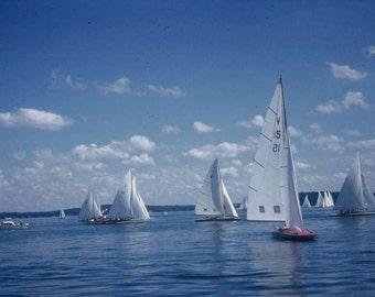 Vintage Sailing Photograph #5