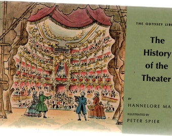 the history of the theater Hannelore Marek