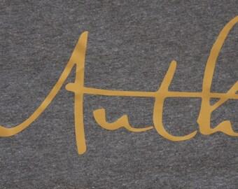 Mom Shirt, Mutha
